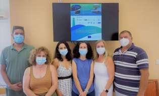 Yβριδική συνάντηση του Ευρωπαϊκού Έργου ROBINSON με συμμετοχή της Περιφέρειας Κρήτης