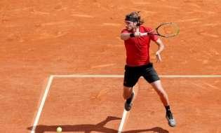 Tennis: Στους «4» του Μonte Carlo Masters ο Τσιτσιπάς